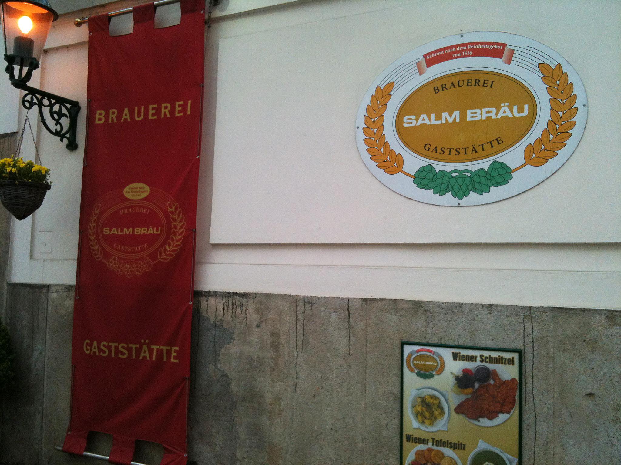 Salm Bräu 1030 Wien