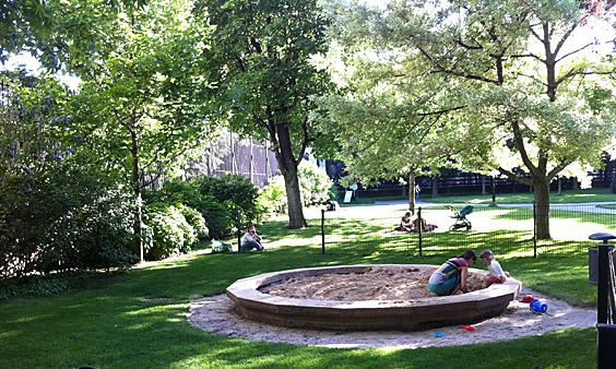 Burggarten in Wien