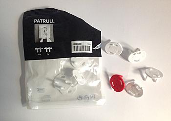Ikea-Patrull-Steckdosensicherung