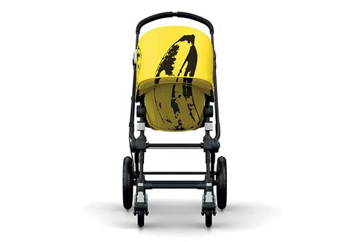 Andy Warhol Bugaboo Banana Collection