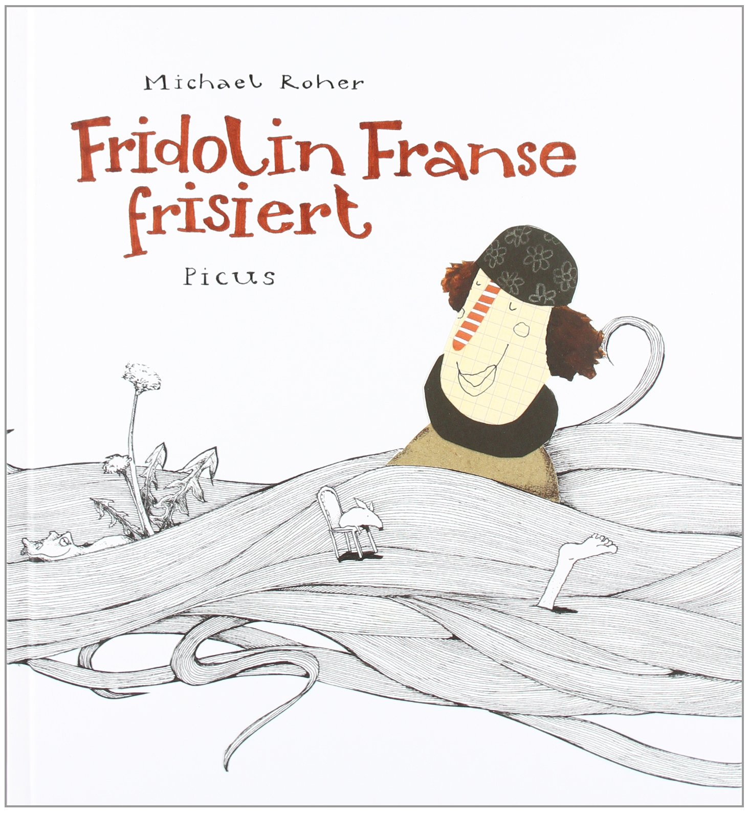 Fridolin Franse frisiert
