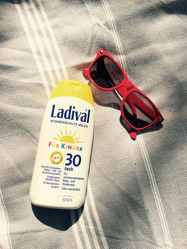 Ladival Sonnenmilch für Kinder