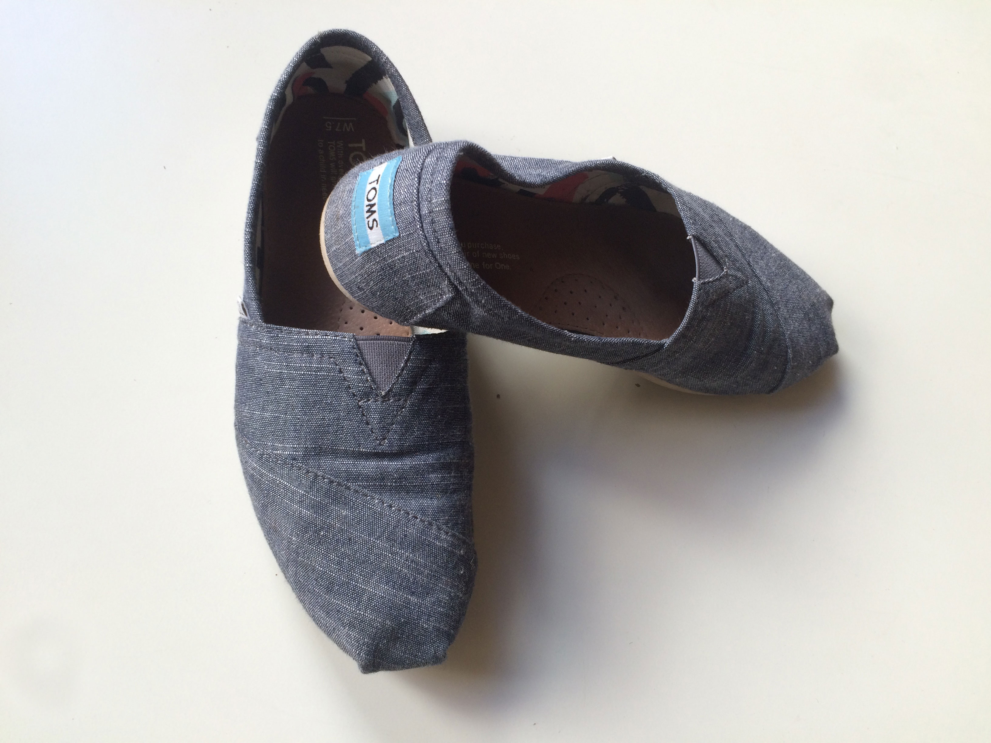 Toms Schuhe one for one