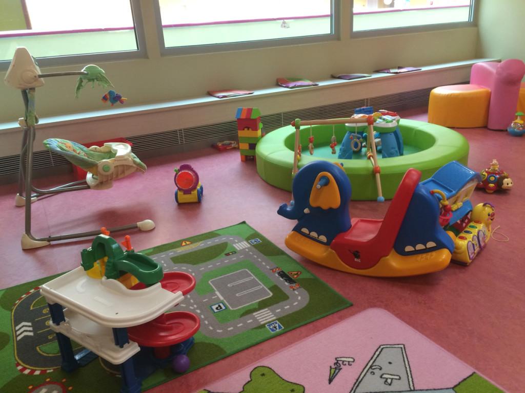 Hotel Sonnenpark Lutzmannsburg Babyspielraum