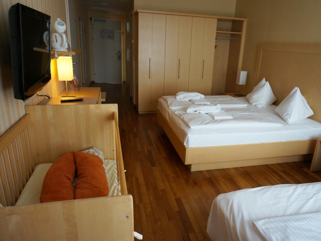 Hotel Sonnenpark Lutzmannsburg Zimmer