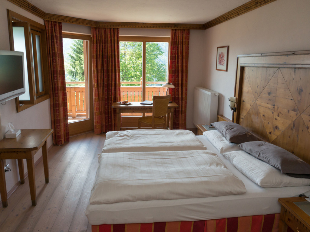 Zimmer Hotel Oberforsthof