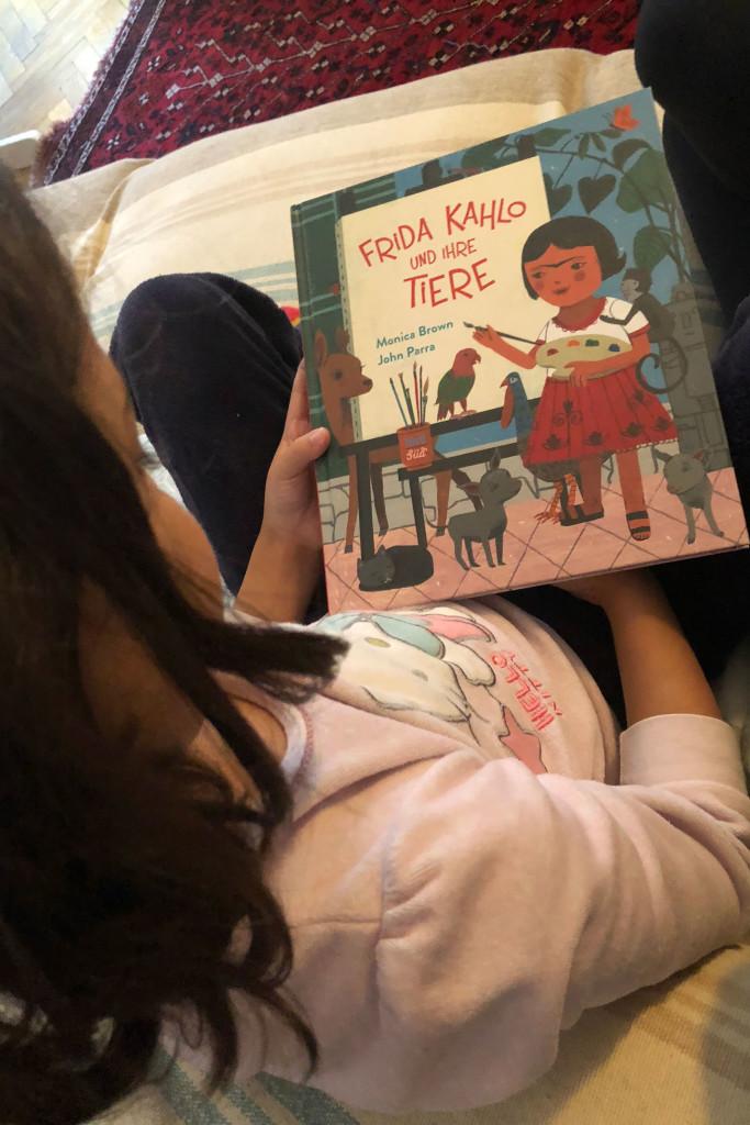_Frida Kahlo Wien mit Kind