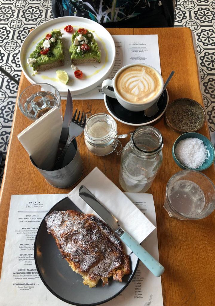 Café Le Marché Brunch